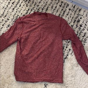 Men's medium Lulu lemon long sleeve